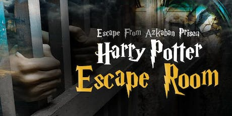 Escape from Azkaban Prison: Harry Potter Escape Room - Week 2 (Sold Out) tickets
