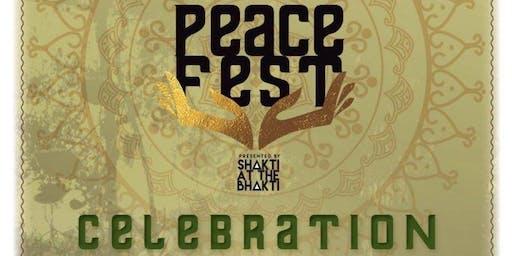 Peace Fest Vendor Application