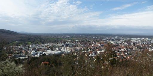 Single-Wanderung Ettlingen - Rund um Ettlingen (25+)