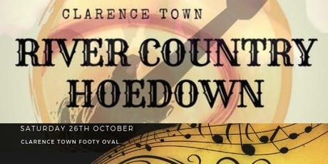 Clarence Town River Country Hoedown...Tickets: $40 Adults, $10 Child tickets