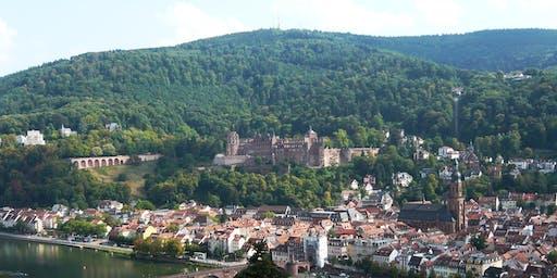 Single-Wanderung Heidelberg – Philosophenweg - Thingstätte (40+)
