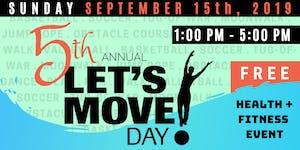 Let's Move Day! Auburn, GA 2019  5th Annual Health &...