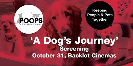 Movie Night: 'A Dog's Journey' tickets
