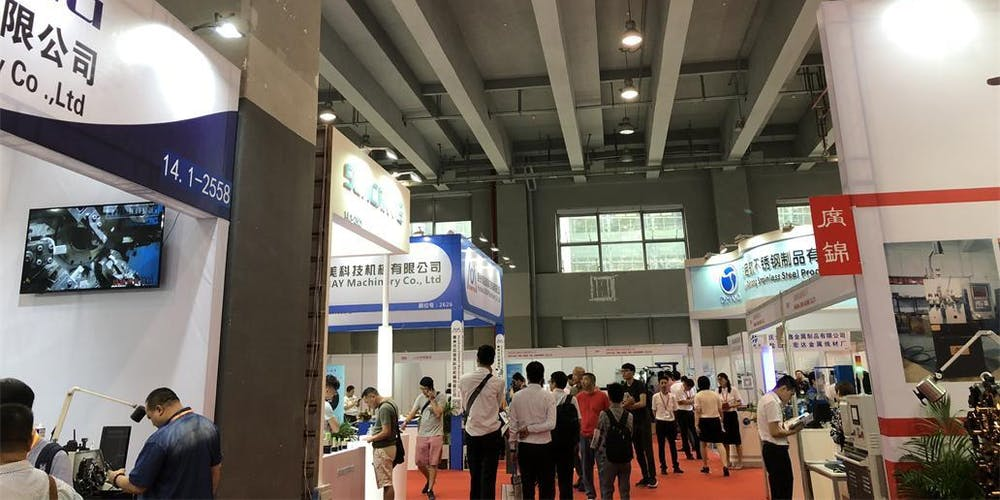 THE 21st GUANGZHOU INT'L TUBE & PIPE INDUSTRY EXHIBITION Tickets