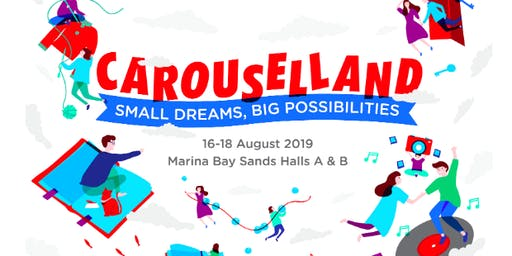 Carousell brings shopping and win-win experiences together at Carouselland