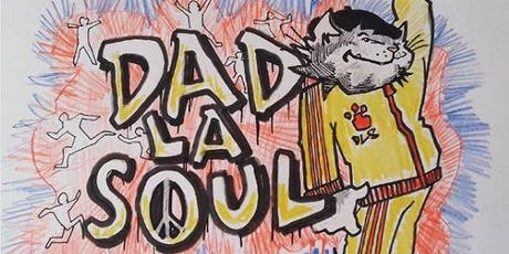 Dad La Soul - Hallowe'en Special Effects|Lego|Toy-Repair|Craft For Dads & Kids tickets