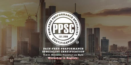 PAIN-FREE PERFORMANCE Specialist Certification Tickets