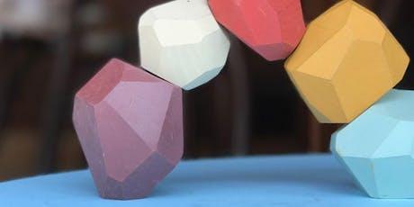 Tumi-isi Balancing Block Painting Workshop tickets