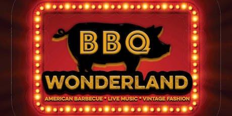 BBQ Wonderland tickets