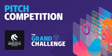 Grand Challenge Pitch Competition tickets