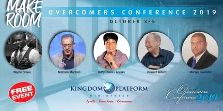 Overcomers Conference 2019 tickets