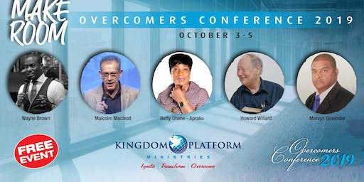 Overcomers Conference 2019