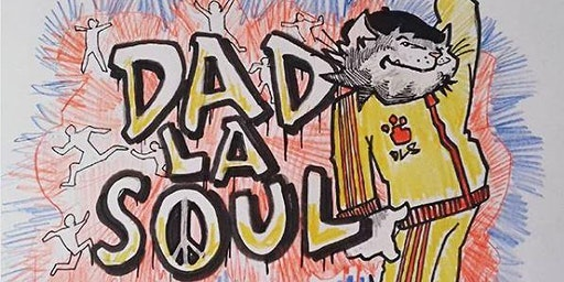 Dad La Soul - Christmas Party|Music|Lego|Craft For Dads, Kids  (& Mums)
