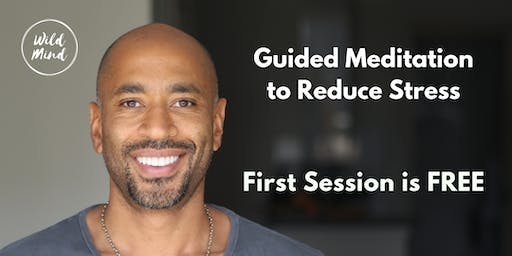 Meditation to Reduce Stress - First Session is FREE