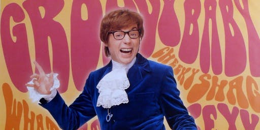Austin Powers - Table Tickets