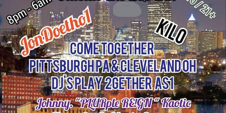 Come Together ( unity party w/ djs from Cleveland & Pittsburgh) tickets