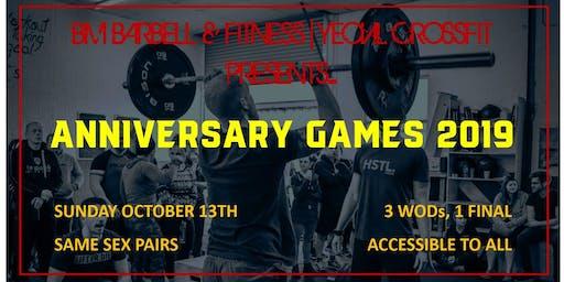 BMB Anniversary Games 2019