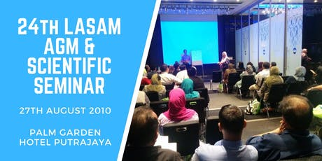 24th LASAM Annual General Meeting and Scientific Seminar tickets