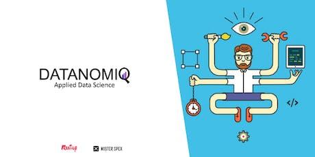 DATANOMIQ MeetUp: Data Engineering Tickets