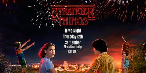 Stranger Things Trivia Extravaganza