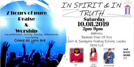 Prayer and Praise Worship Evening Tickets, Multiple Dates   Eventbrite
