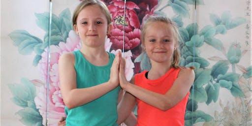 Free Kids Yoga Classes