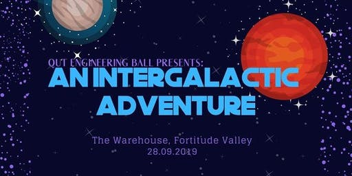 QUT Engineering Ball 2019