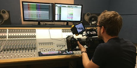 SAE Glasgow Workshop - Audio and Digital Film Production  tickets