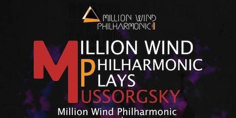 Million wind philharmonic tickets