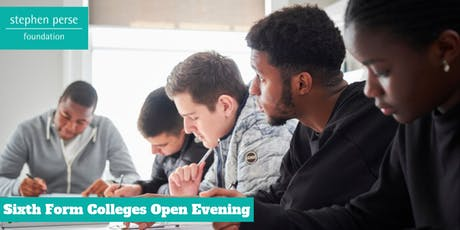 Sixth Form Colleges Open Evening tickets