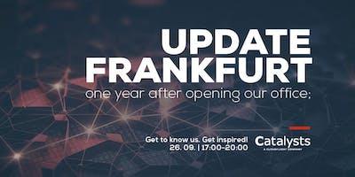 Update Frankfurt