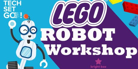 Tech, Set, Go! LEGO Robot Workshop - Mexborough Business Centre  tickets