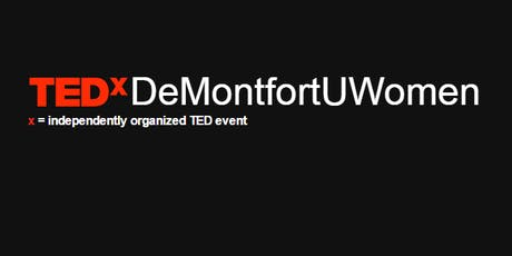 TEDxDemontfortUwomen tickets