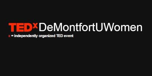 TEDxDemontfortUwomen