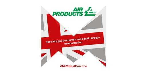Best Practice Event at Air Products