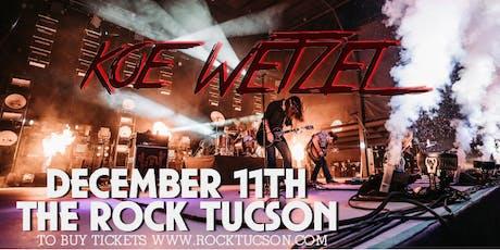 Koe Wetzel Tucson tickets