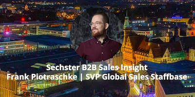 Sechster B2B Sales Insight Chemnitz