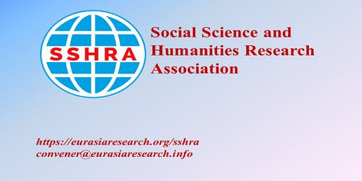 6th Dubai – International Conference on Social Science & Humanities (ICSSH), 17-18 February 2020
