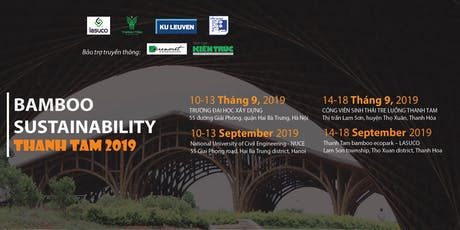 International Workshop on Bamboo and Sustainability 2019 tickets