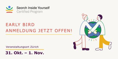Search Inside Yourself (SIY) Certified Program Zurich