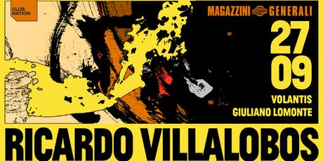 Ricardo Villalobos | 25th Opening Party tickets