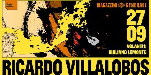 Ricardo Villalobos | 25th Opening Party