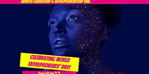 Celebrating World Entrepreneurs' Day