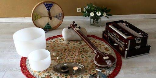Chant vibratoire et yoga du souffle