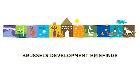 BB57 : Investir dans les petites exploitations agricoles pour la sécurité alimentaire et la nutrition tickets