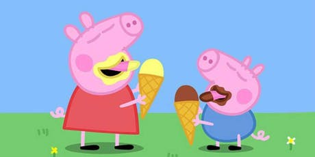 Afternoon Tea with Peppa & George tickets