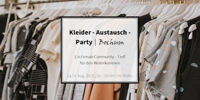 Kleider - Austausch - Party | Bochum