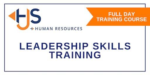 Leadership Skills Training - Training with HJS Human Resources in Salisbury