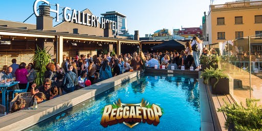 Reggaeton Rooftop Party