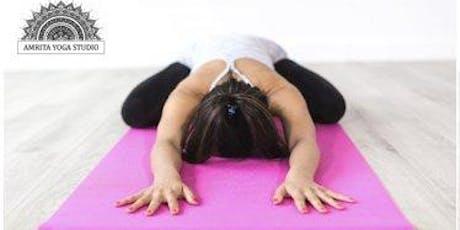 Yoga gratuito in agosto biglietti